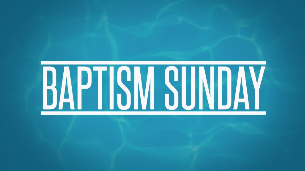 Water Baptized in Christ